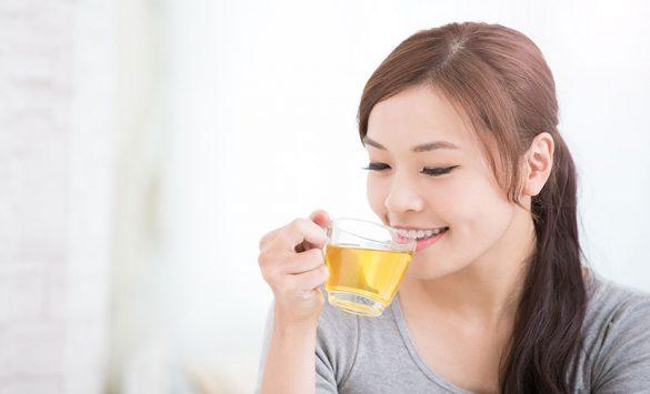 Wahrheit hinter grünem Tee und Gewichtsverlust